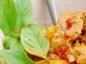 Curry d'agneau basilic thaï Lian Tang légèrement revue