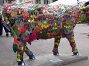 Quand vache devient oeuvre d'art