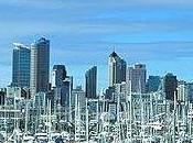 Auckland, cité mille voiliers