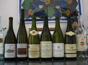 petit tour France blanc... Riesling, Chassagne Montrachet, Vouvray