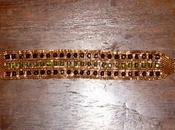 Bracelet Ande marron vert