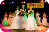 Miss Pont-à-Mousson élection défilé (mode lingerie) octobre 2008