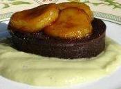 Plaisir chocolat, Crème d'avocat agrumes bananes Caramélisées