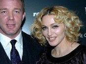 Madonna devra verser millions livres pour Ritchie divorce