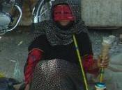Femmes masquées Minâb