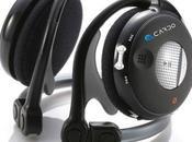 casque Cardo Bluetooth sans très pratique