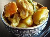 """Curry poulet légumes """"trop trop bon"""""""