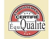 label Equi Qualité guarantie pour cavaliers québecois