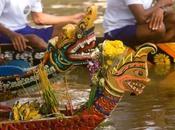 jour, photo Siem Reap, fête eaux 2008 Offrandes