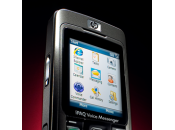 Test iPaq 510/514 Voice Messenger