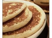 Pancakes yaourt fermenté