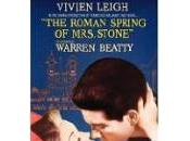 """The Roman spring Stone"" Vivien Leigh, seconde fois avec Tennessee Williams"