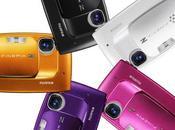Fujifilm appareil photo coloré
