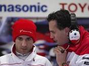 Jerez, jour Timo Glock passe entre gouttes