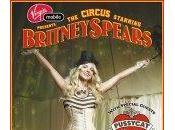 Britney Spears Circus Tour