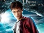 Harry Potter Prince Sang-Mêlé: coulisses