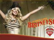 Circus Tour retour Britney Spears