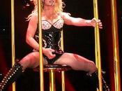 Britney Spears scène