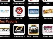radios Goom s'invitent l'iPhone