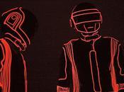 Daft Punk pour musique Tron 3-D!