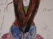 """nuit mens"""" hommage Alain Bashung nous quitté après-midi, pour dernier voyage, avec tout regrets…"""