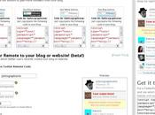 Twitter counter comment afficher votre nombre followers