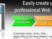Réaliser gratuitement propre template/CSS gratuit on-line