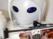 robot violoniste toyota