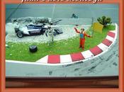Sortie piste Juan-Pablo Montoya avec Williams-BMW