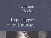 L'apocalypse maternelle selon Stéphanie Hochet