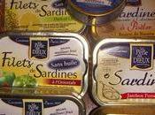 Crumble sardine dans boîte Perle dieux