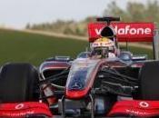 Lewis Hamilton baissera jamais bras