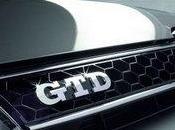 Après Golf voilà Volkswagen confirme GTD.