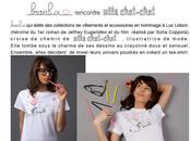 Quand Lovelux rencontre Melle Chat-chat...