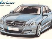 Lorinser s'attaque nouvelle Classe Mercedes.