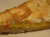 Tarte citron méringuée