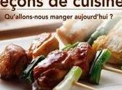 Leçon cuisine
