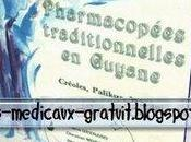 Pharmacopées traditionnelles Guyane