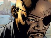 Nick Fury, Samuel Jackson: Borgne alive