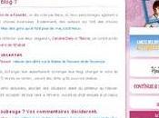 BLOG NANA lance blog promotionnel