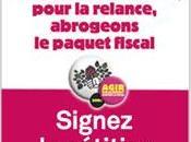 Signez pétition contre paquet fiscal vidéo)