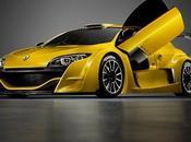 Nouvelle Renault Magane Trophy aussi performante qu'une Porsche GT3.