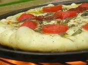 Galette sauge façon Focaccia petits pains herbes