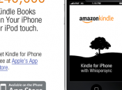 L'application Kindle pour iPhone profitera forcément Amazon