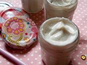 Vegan cream confiture lait