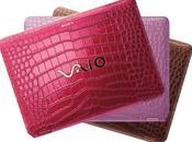 Sony VAIO type Crocodile nouveaux coloris