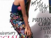 Priyanka Chopra dans couvertures pour Grazia