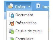 Collecte données ligne avec Google Documents tutoriel