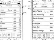 Brevet Apple interface s'aggrandit