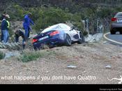 guéguerre publicitaire entre Audi